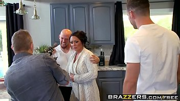 Brazzers - Mommy Got Boobs - (Ashton Blake), (Mike Mancini) - Pimp My Mom pornhub video