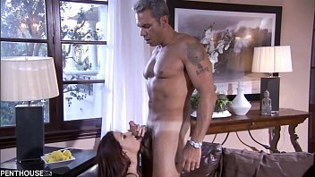 Sultry Brunette Babe Ann Marie Rios Fucks And Cums Harder Than Ever Before