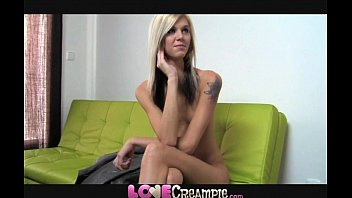 Love Creampie Young cute skinny blonde amateur takes big cock in office porno izle