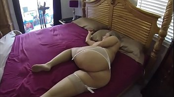 Mother jacks off sons dick big tits Mom, good morning