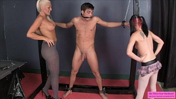 This Slave is Losing His Balls Part 2