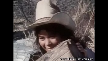 Old Times Outdoor Cowgirl Sex Film