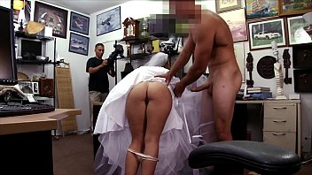 XXX PAWN – Bitter Bride Fucks Pawn Shop Owner After The Groom Cheats