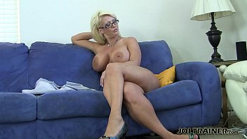 Shoot your cum all over my pussy JOI
