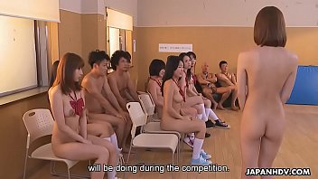 Japanese schoolgirls are orgying with their very horny teachers, uncensored