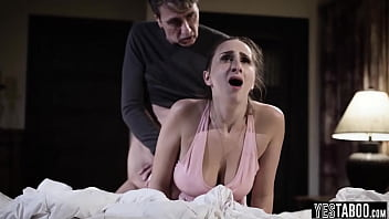 Ashely Adams loses her virginity with stepdad 6 min