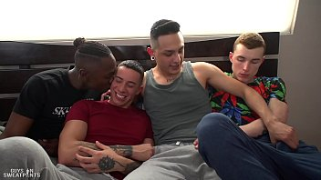 Obvious signs of a gay guy - That orgy though