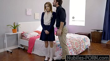 Nubiles-Porn Step Dad Punish Fucks Young School Girl
