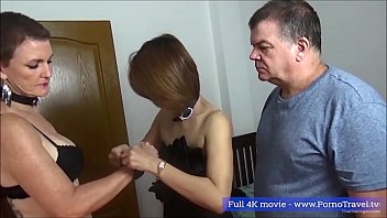 The training of slut wife