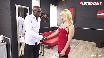 #LETSDOEIT - (Natasha Teen And Mike Chapman) Hot Ass Latina Teen Rides BBC On Her First Real Rough Scene Ever