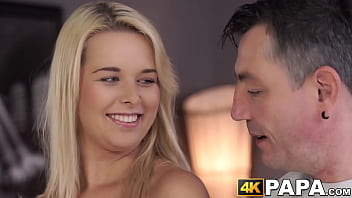 Young Cheater R eceives Rough Anal Thrusts By  nal Thrusts By Older Man Dick