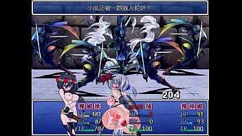 Fuuki Kenshi Asagi Gameplay 2 (excerpts)