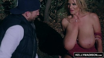 Kelly felt his cum Kelly madison jason cums again - friday the 13th parody