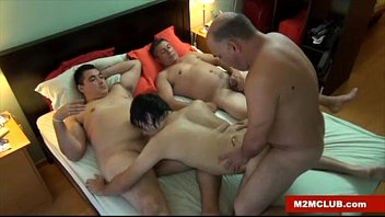 Toronto gay sex club - Young guy gang banged
