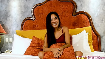 TrikePatrol Tight Pussy Filipina Loves Rough Sex