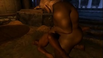 Gay Skyrim σεξ