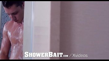 Paul roberson gay Showerbait wet shower ass munching fuck with hunk paul canon