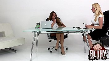 Cathy Heaven is rough Fucked and Fisted 9 min