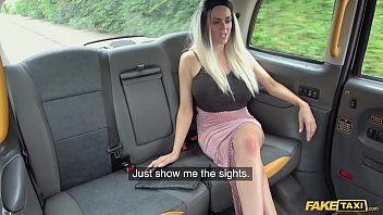 Fake Taxi Jess Scotland Fucked By Her First Big Black Cock