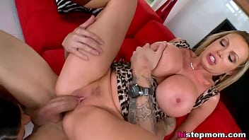 Madelyn Monroe and Nikki Benz can't get enough of Chris Strokes's thick cock