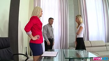 office threesome - blanche bradbury