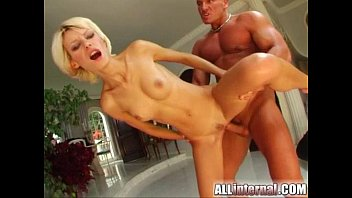 Internal dick fuck dick All internal blonde gets nailed and a thick load of cum oozes out