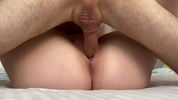 Hard Pussy Fucking of Young Wet Teen - Close Up!