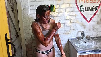 CHOCOLATE Muff In, Creamed, Dripping Fanny