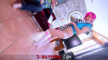 3-WayPorn - Showing my Godchild How to Have Anal Sex