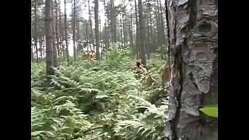 Fuck In Forest