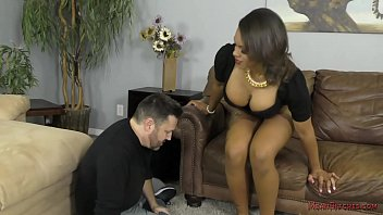 Halle Hayes Femdom - Six Foot Tall Goddess and Her Ass Worship Slave