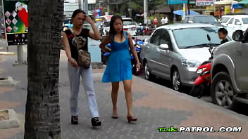 PETITE Filipina fucked BAREBACK and rimmed by BACKPACKER