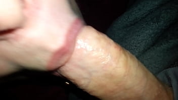 18 year old sucks cock and gets cumshot