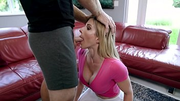 Fucking My Hot Robot Step Sister with Big Tits - Cory Chase