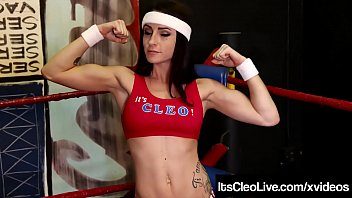 Get Ready To Lesbo Rumble! With Its Cleo & Carmen Valentina!