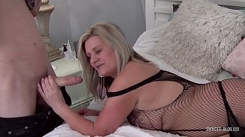 Amateur black blog Heather c payne giving a blowjob in a sexy black lingerie