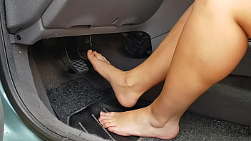 [ FEET LOVERS ] Pedal Pumping
