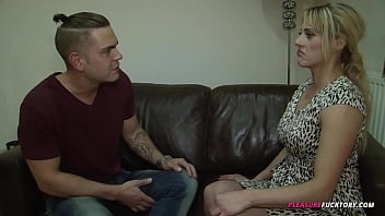 HORNY SON GETTING CAUGHT BY HOT MOM
