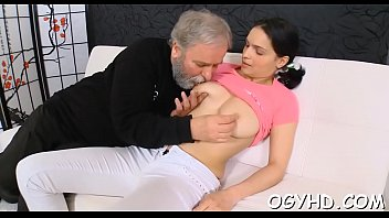 Old couples fucking video tube Old dude eats young bawdy cleft