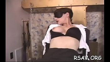 Stud does total bdsm nipple torture on this wanting slut