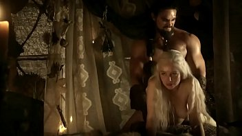 Game Of Thrones | Emilia Clarke Fucked from Behind (no music) 24 sec