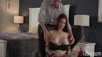 Cheating Hotwife Roughed Up By A Bull - Lillian Stone