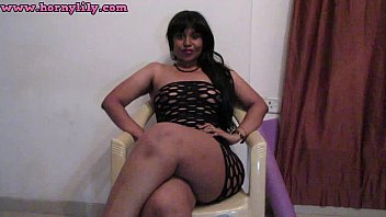 Indian Sister Riding Her Dildo