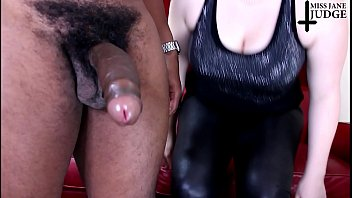 Femdom humiliating punishments Worship my feet then suck his cock for me