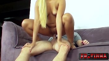 Big booty blonde got it in the pussy - Andressa Meireles - Frotinha Porn Star -  - 5 min