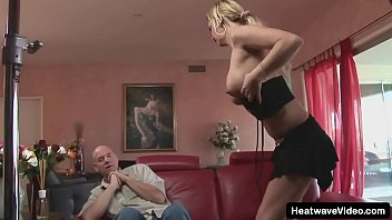 Voluptuous MILF gets her pussy licked and then fucked by her neighbor's fat cock