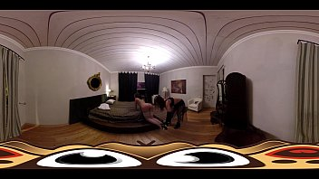 VR Porn POV The hot house maid in 360 thumbnail