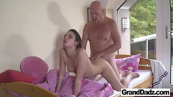 Old man wants to fuck again