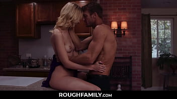 Dad Daughter Fuck while Mom is Out - RoughFamily.com