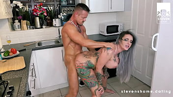 anal forget about dinner alexxa vice wants the cock in every hole stevenshame dating min